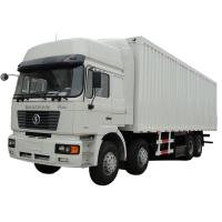 Wholesale All products F2000 8x4 van truck from china suppliers