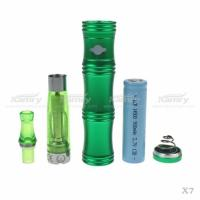 New Products X7 Upcoming From Kamry Professional Manufacturer of Electronic Cigarettes