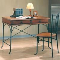 Wholesale Casual 2 PC 2-Drawers Table Desk and Chair from china suppliers