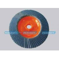 Buy cheap FLAP DISCS Nylon Backing Pad Flap Disc with M14 Thread from wholesalers