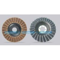 Buy cheap FLAP DISCS Non-woven Flap Discs from wholesalers