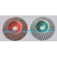 Buy cheap FLAP DISCS Nylon Backing Pad Flap Discs from wholesalers