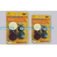 Wholesale ABRASIVE KITS 5PCS Sanding Discs Kit from china suppliers