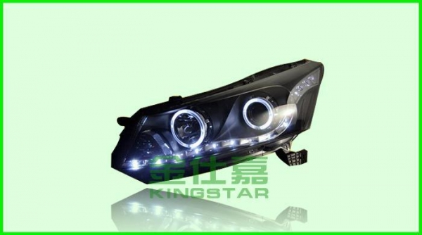 Honda 2008 2011 Honda Accord Headlight Of Item 42393991