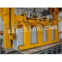Autoclaved aerated concrete equipments Hydraulic Jig for Finished Product