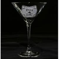 Wholesale Engraved Martini Glasses for Women, Cocktail Glass from china suppliers