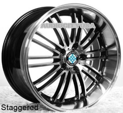 19 h2 staggered for bmw wheels rims 1 3 5 6 7 series m3 m4 m5 m6 x3 x5 x6 z3 4 of item 42616590. Black Bedroom Furniture Sets. Home Design Ideas