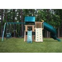 Wholesale Congo Explorer TreeHouse Climber Maintenance-Free Swing Set from china suppliers