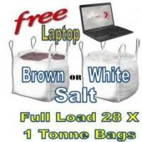 Wholesale Offers with Free Gifts 28x 1 Tonne bags of Rock Salt with Free Gift from china suppliers