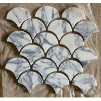 Wholesale Carrara white mosaic2 from china suppliers