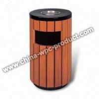 Wholesale WPC Dustbin Model NO.: D-001 from china suppliers