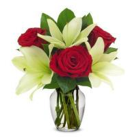 Wholesale Loving Lily & Rose Bouquet from china suppliers