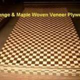 Wholesale Woven Veneer Plywood from china suppliers