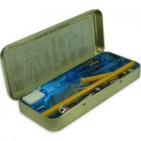 Wholesale Tin Pencil case set from china suppliers