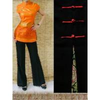 Wholesale Three buttons Georgette Pants from china suppliers