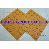 Wholesale Studded tactile tiles, tactile pavers, tactile flooring from china suppliers