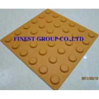 Wholesale Warning of hazard indicator tile ,Tactile warning pavers, from china suppliers