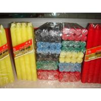 Wholesale sell white and colored household candels for daily use from china suppliers