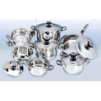 Wholesale 12pcs Cookware Sets (XY-EUR-1) from china suppliers