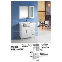 Wholesale PVC bathroom vanity from china suppliers