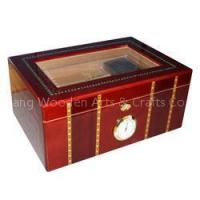 Wholesale Cigar Humidors(ZQ-CH-118) from china suppliers