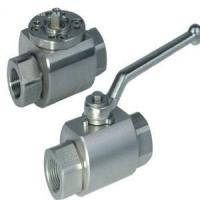 Wholesale High pressure ball valves from china suppliers