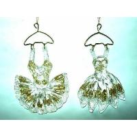 Wholesale Acrylic/Plastic Ornaments Ballet Dress(250795) from china suppliers