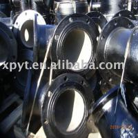 Wholesale Ductile cast iron flange fittings from china suppliers