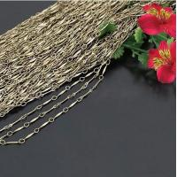 Wholesale Brass Long Prism Shape Chain from china suppliers