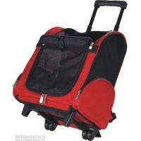 Wholesale Pet Products Wheeled Pet Carrier from china suppliers
