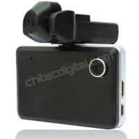 Wholesale Rotation Dual Lens Car Dvr Camera CD350 from china suppliers