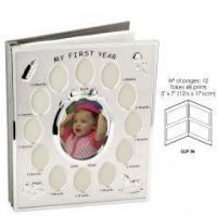 Wholesale Silver Plated My First Photo Album & Photo Frame from china suppliers