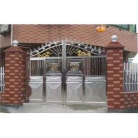 Wholesale Home artistic wrought iron gates from china suppliers