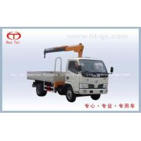 Wholesale Dongfeng light crane truck from china suppliers