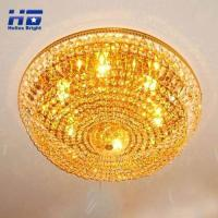 Wholesale Gold Crystal Lighting Chandelier from china suppliers