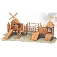 Wholesale Wooden Combined Slide Series JY-043A from china suppliers