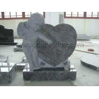 Wholesale American Style Angel Gravestones Headstones from china suppliers