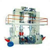 Wholesale Double Die HDPE Blown Film Plant / Inflation Plant Extruder from china suppliers