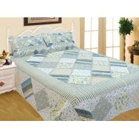 China 100% Cotton Patchwork Quilt with ag... on sale