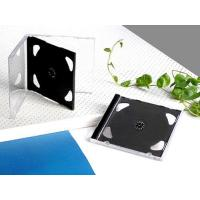 China 10.4mm black CD case / double(RC-CC05) on sale