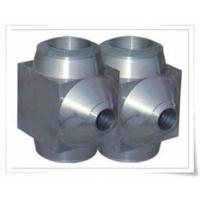 Socket forged reducing tee