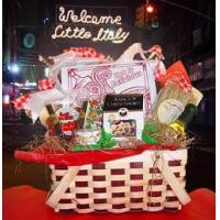 China Gourmet Gift Baskets Mulberry Street Italian Gift Basket on sale