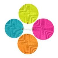 Wholesale Silicone Placemat Round Shape from china suppliers