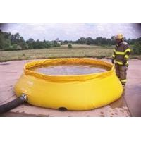 Wholesale Self-Supporting Frameless Portable Water Tank Fire Department Model (Low Side) from china suppliers