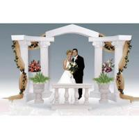 Wholesale Classic Graeco-Roman Style Colonnade Arch from china suppliers