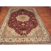 China 200 Line Persian Rug Persian Silk Rug on sale