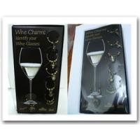 Wholesale BARWARE Wine Charms from china suppliers