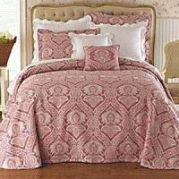 Wholesale cotton bedspread from china suppliers