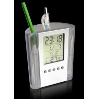 Wholesale CLOCKS Pen Holder and Clock CPL2039P from china suppliers