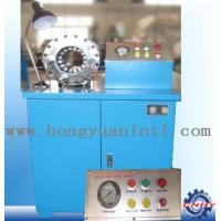 Wholesale Hose press swaging machine from china suppliers